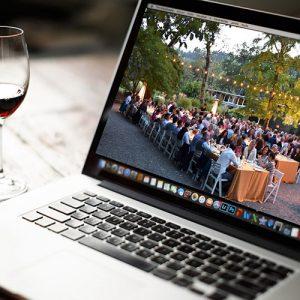 The 2020 Virtual Harvest Dinner fundraiser, honoring Diane Doodha